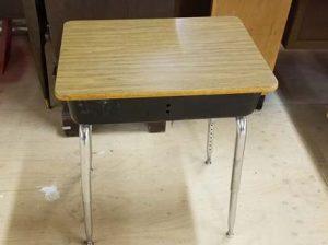 square student desk